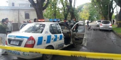 Rapiñero murió tras tirotearse con un policía en el Prado