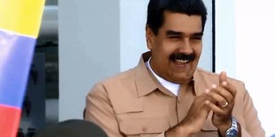 """La canción de campaña en Venezuela: """"Maduro conductor de las victorias"""""""