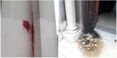Iglesia evalúa presentar denuncia judicial tras nuevo atentado