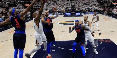 Rockets y Jazz están a un triunfo de enfrentarse en semifinales