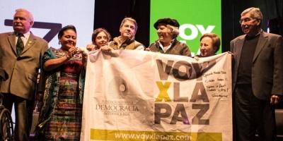 Realizarán en Montevideo encuentro por la paz desde el jueves