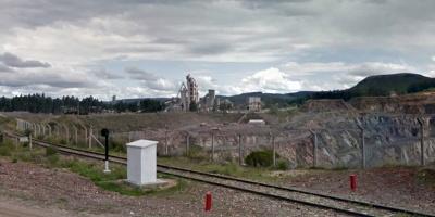 Por conflicto sindical Ancap no está fabricando cemento en Minas