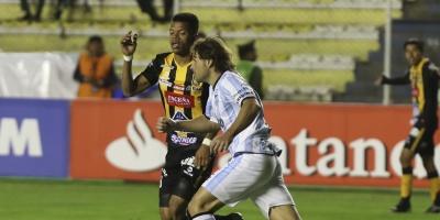 Atlético Tucumán y el The Strongest luchan por entrar a zona de octavos