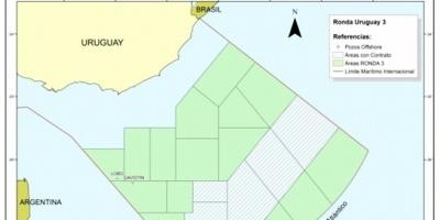Queda desierto llamado para buscar hidrocarburos en plataforma marítima
