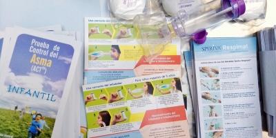 Entienden que faltan más diagnósticos sobre tratamiento del asma