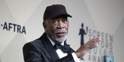 Ocho mujeres acusan a Morgan Freeman de comportamiento inapropiado
