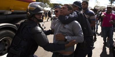 Temer manda al Ejército a desbloquear carreteras por huelga de camioneros