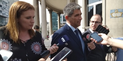 Justicia define esta semana sobre procesamiento de Raúl Sendic