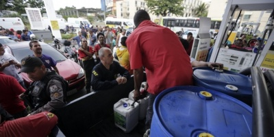 Llegaron los combustibles a la ciudad brasileña de Chuí