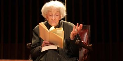 Ida Vitale, madrina de Festival Internacional Poesía en Buenos Aires