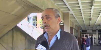 Balearon la camioneta del inspector general de la Intendencia de Rivera