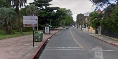 Realizaron movilización frente a la casa de Vázquez tras homicidio en el Prado