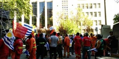 El Sindicato Único Nacional de la Construcción decidió realizar un paro nacional
