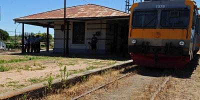 Preocupación de la Unión Ferroviaria por obras en vías