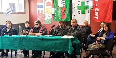 Funcionarios de Salud Pública realizarán huelga