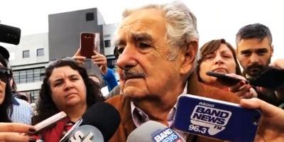 """Mujica reconoció ante """"Lula"""" la actitud de hemano mayor que tuvo Brasil"""