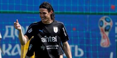 """Cavani: """"Josema es importante pero esto es una selección y van los mejores"""""""