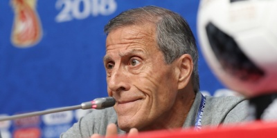 """Tabárez: """"No sé qué equipo se puede dar el gusto de dar descanso a jugadores"""""""