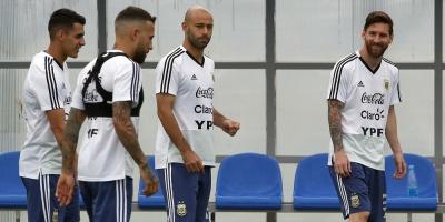 """Mascherano: """"El equipo está frustrado, no Leo"""""""