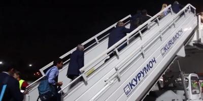 Uruguay continúa entrenamientos en Nizhny Novgorod tras vencer a Rusia