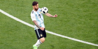 Argentina le ganó a Nigeria 2 a 1 y se medirá con Francia el sábado a las 11:00, hora uruguaya