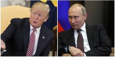 Rusia y EEUU acuerdan cumbre Putin-Trump y anunciarán mañana lugar y fecha