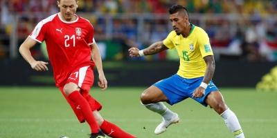 Brasil-México y Suecia-Suiza en octavos de final