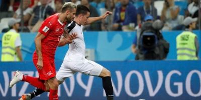 2-2: Suiza cumple y Costa Rica se despide con honor