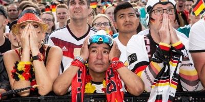 Equipo alemán se disculpa y califica de justa su eliminación en carta abierta
