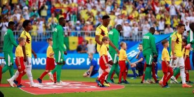 Colombia derrota a Senegal y se clasifica