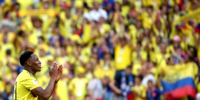 Colombia jugará el martes en Moscú contra Bélgica