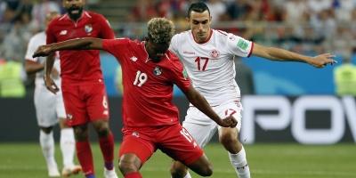 Túnez se apoderó en el segundo tiempo y frustró el triunfo de Panamá: le ganó por 2 a 1