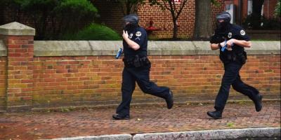 Cinco muertos en tiroteo en diario de Estados Unidos