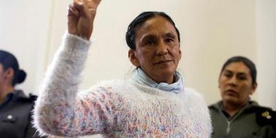 Justicia argentina suspende traslado a una cárcel de dirigente Milagro Sala