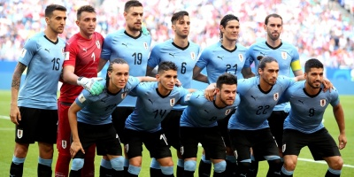 Datos de la previa Uruguay- Portugal