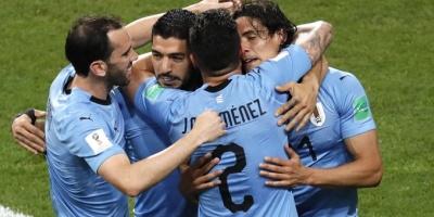 Uruguay a cuartos de final