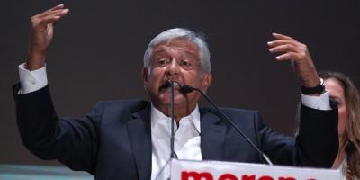 López Obrador anuncia reunión con Peña Nieto para iniciar transición en México