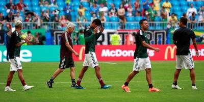 Brasil a cuartos de final tras vencer 2-0 a México