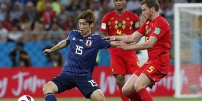 """Bélgica le ganó de atrás a Japón 3 a 2 y se medirá """"en cuartos"""" con Brasil"""
