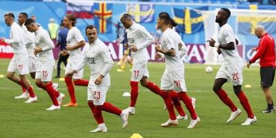 Suecia derrotó a Suiza y se clasificó a cuartos