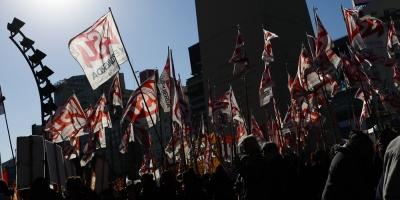 Nueva marcha de docentes en Buenos Aires en denuncia a represión a compañeros