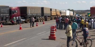 Producción industrial brasileña se desplomó en mayo por huelga de camioneros