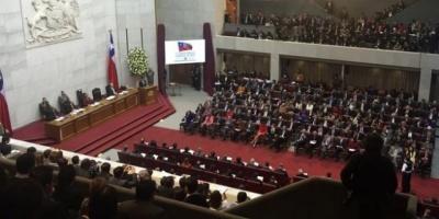 Diputados chilenos ofician sesión especial para frenar violencia contra mujer