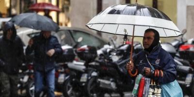 Las tormentas causan un muerto y daños en el oeste y centro de Francia