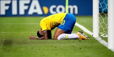 Neymar, mucho ruido y pocos goles