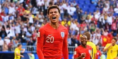Inglaterra vuelve a una semifinal 28 años después