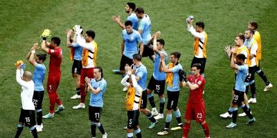 La selección de Uruguay arribará el lunes a las 2 a.m.