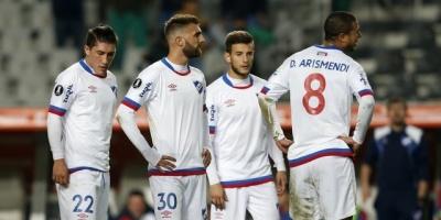 Suspendido amistoso entre Colo Colo de Chile y Nacional