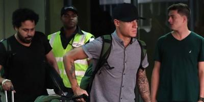 La selección llega a Río de Janeiro tras la eliminación del Mundial de Rusia