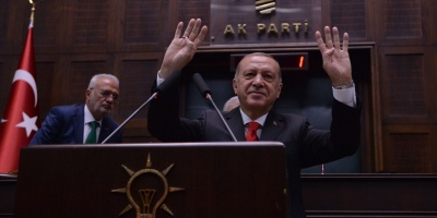 Erdogan investido presidente de Turquía con plenos poderes ejecutivos